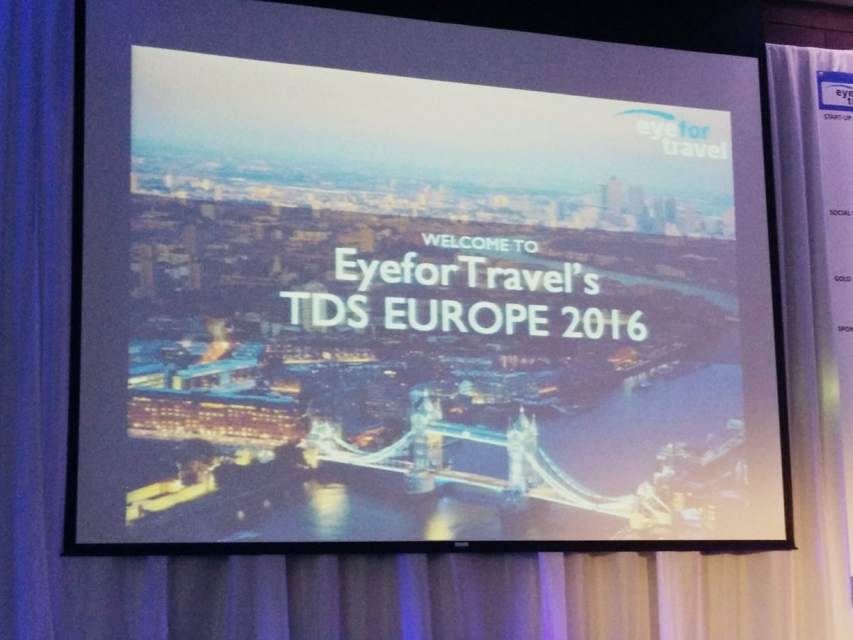 One of the most interesting presentation at #tdseurope social focus by @marcofanton https://t.co/UQHhMbNa9T