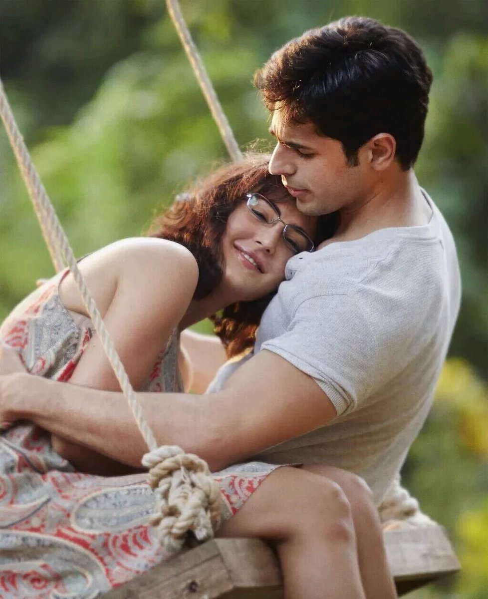 First Look of Sidharth Malhotra and Katrina Kaif from Baar Baar Dekho