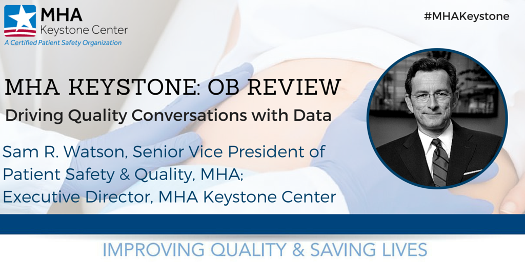 Next up is our @MIHospitalAssoc VP of #PatientSafety & Quality & Executive Director of #MHAKeystone, @samrwatson! https://t.co/HIOhTDvK03