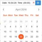 ADM Date Time Picker with AngularJsAngularJS