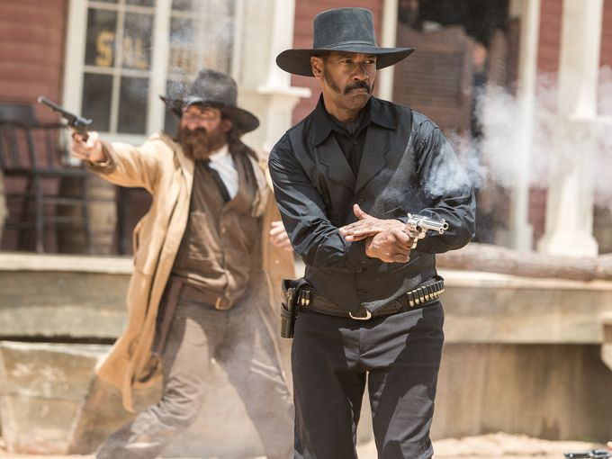 The Magnificent Seven Teaser Trailer 3