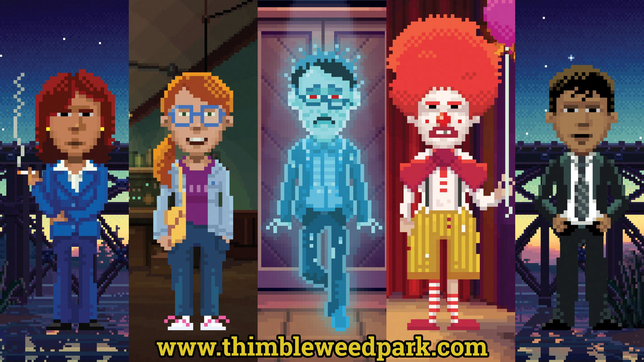 Thimbleweed Park [PC PS4 XONE SWITCH iOS ANDROID] CgfNiDaXIAE1M6a