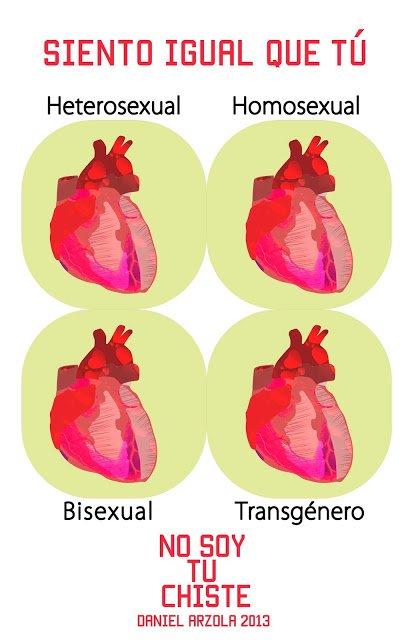 Siento igual que tú  @Arzola_d, campaña @nosoytuchiste #SexualidadDiversa https://t.co/jmUfZd8mN7