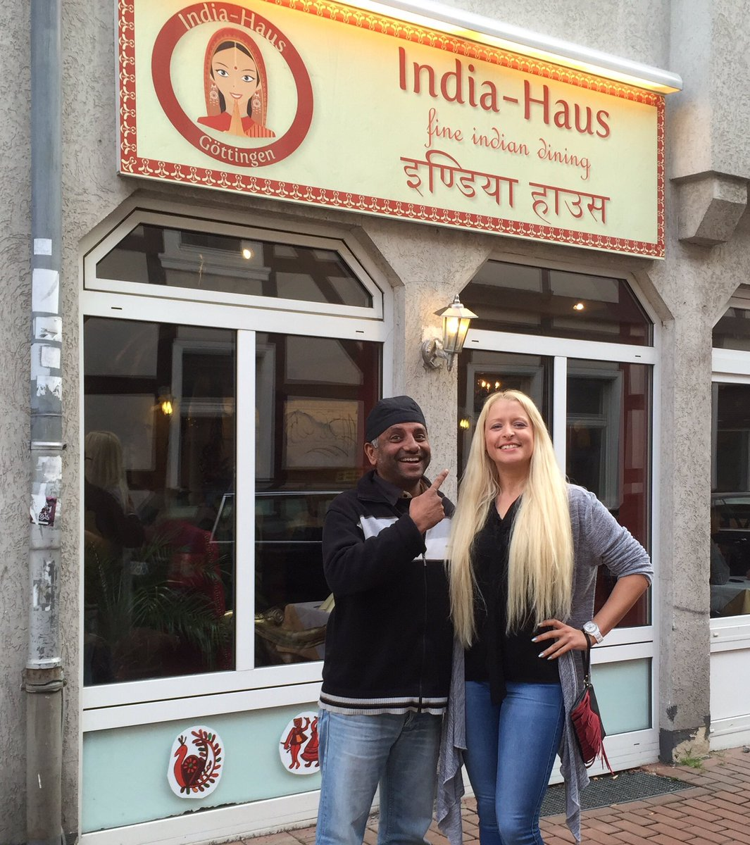 India Haus Göttingen prashant jaiswal on india haus göttingen germany