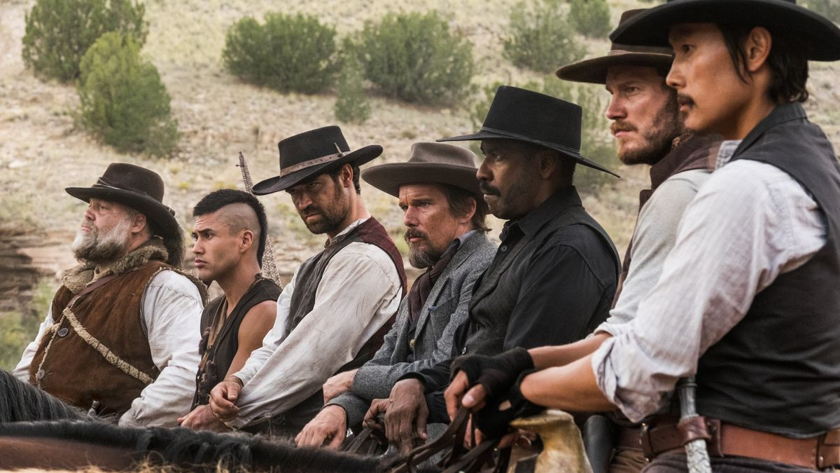 The Magnificent Seven Teaser Trailer 1