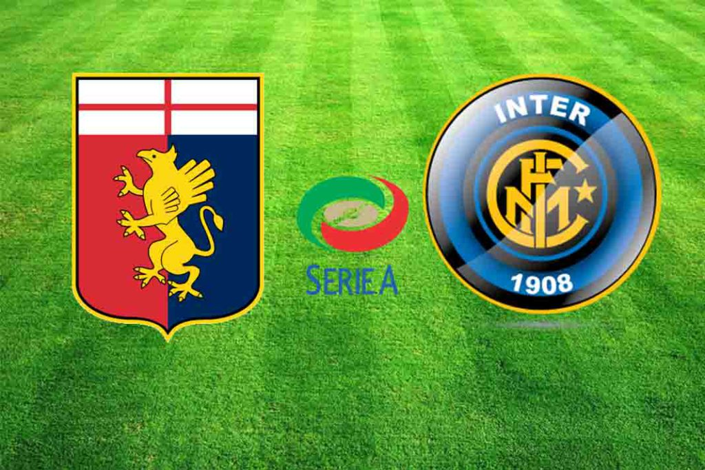Genoa INTER Diretta Streaming guardarla Gratis