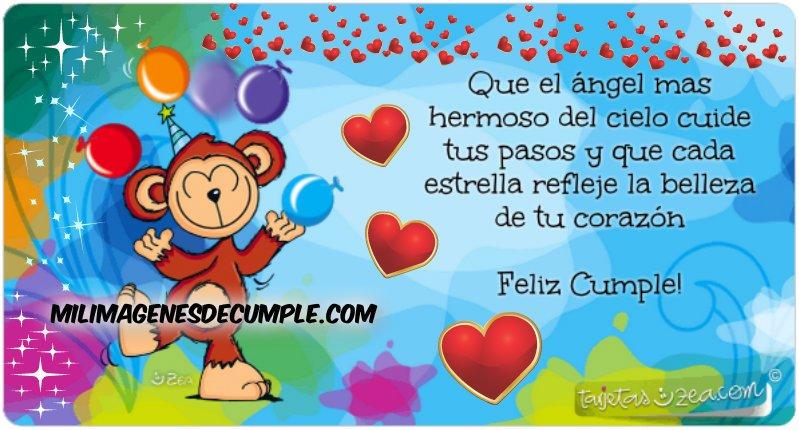 "Frases De Cumpleanos De Buena Vibra: Yuli On Twitter: ""@rsalmeron20 Feliz Cumpleaños"
