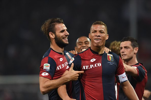 GENOA-INTER 1-0 Video: Gol De Maio