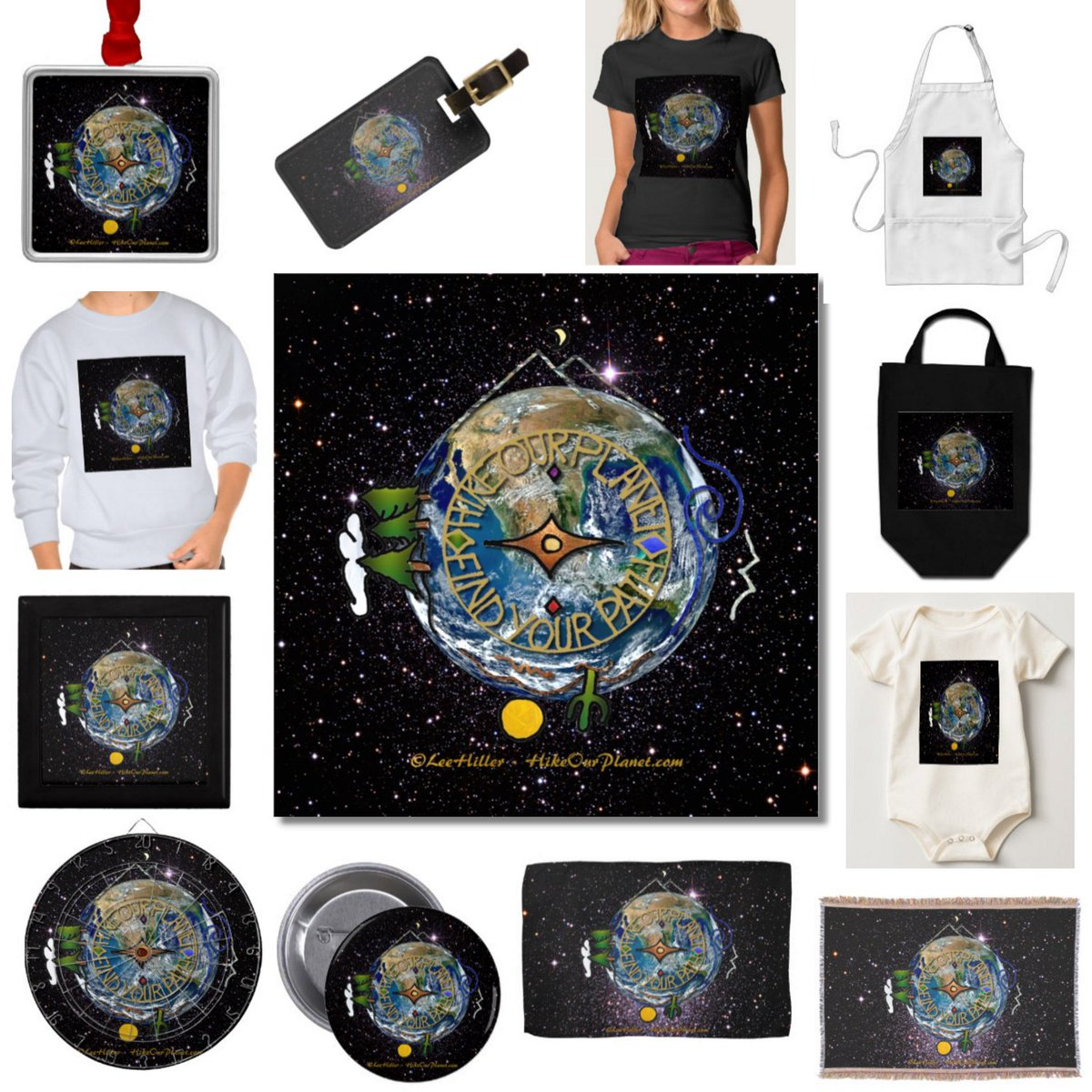 Hiker&#39;s Soul Compass #FindYourPath #Earth #Space  http:// bitly.com/HSCSpace  &nbsp;   #Hiking #HomeDecor #Tags #Buttons #Stickers<br>http://pic.twitter.com/F1q67fjaSG