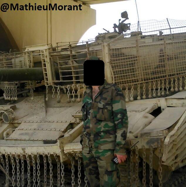 الوحش الفولاذي لدى قوات الجيش السوري .......الدبابه T-72  - صفحة 3 Cgg9IlrXIAAWkSp