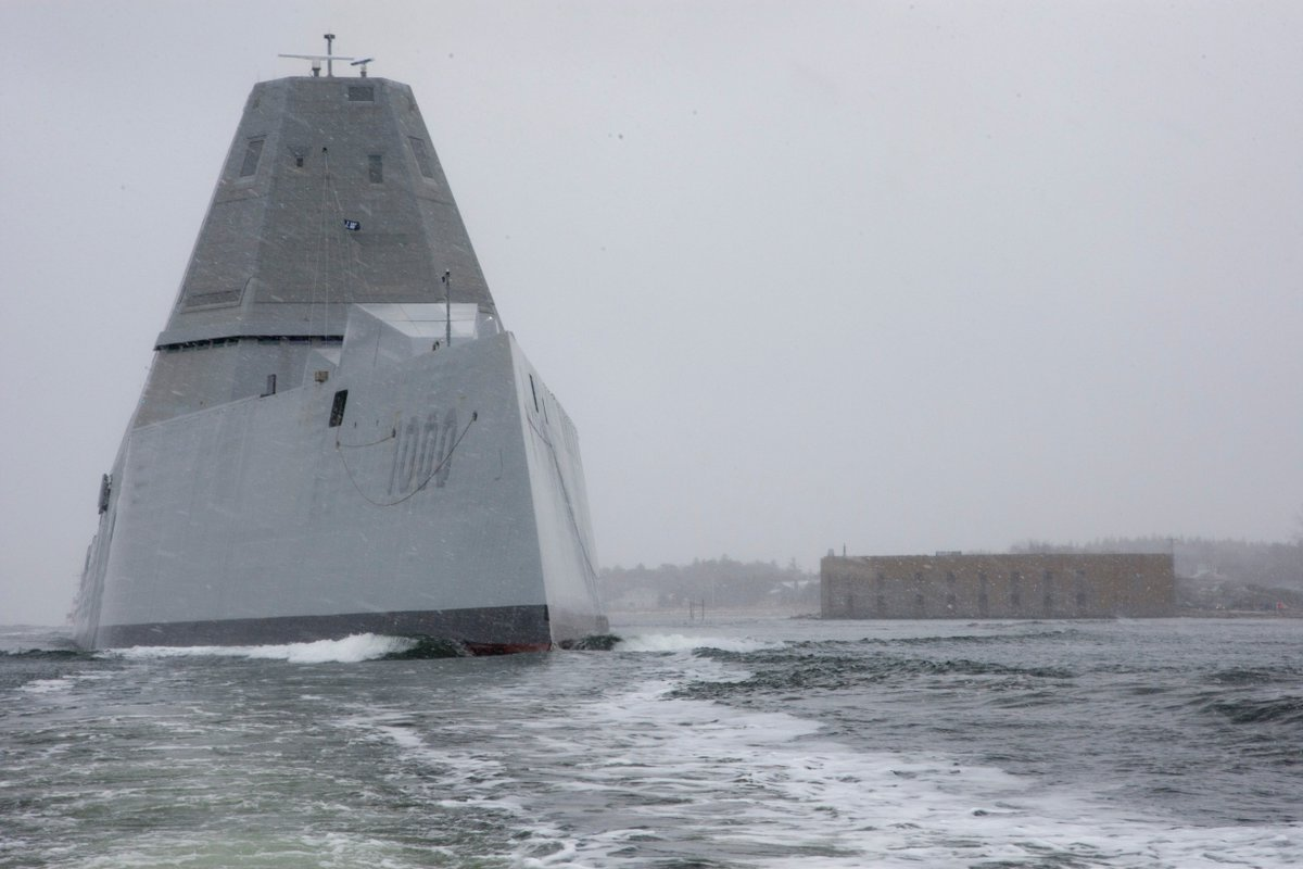 Zumwalt-class destroyer CggA3t0XEAAqJFY