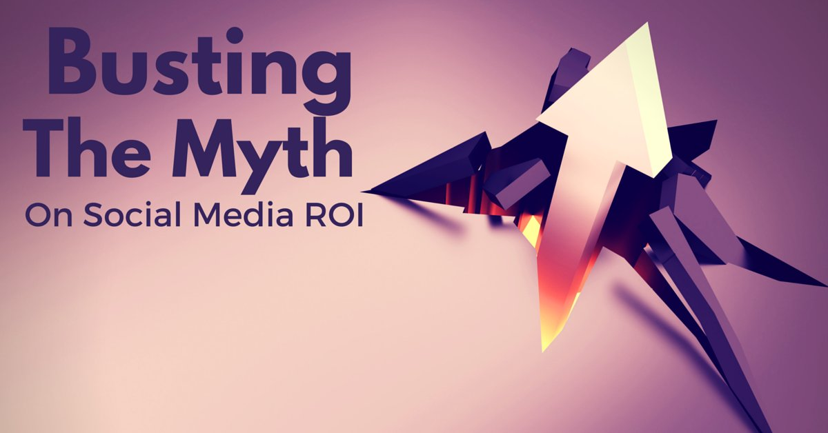 :: New Forbes Post ::  Busting The Myth On #SocialMedia ROI   Read more here: https://t.co/bEY9ZBlmj4 https://t.co/tOYynR4azO