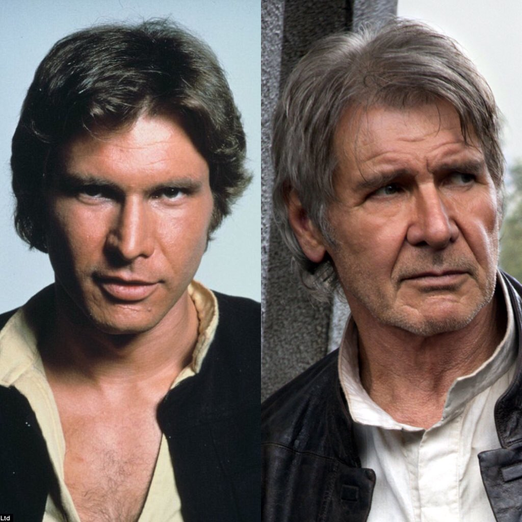 H is for Han (Solo)... also Harrison (Ford)! @KarissaLaurel #StarWarsABCs https://t.co/T58T4mtuf9