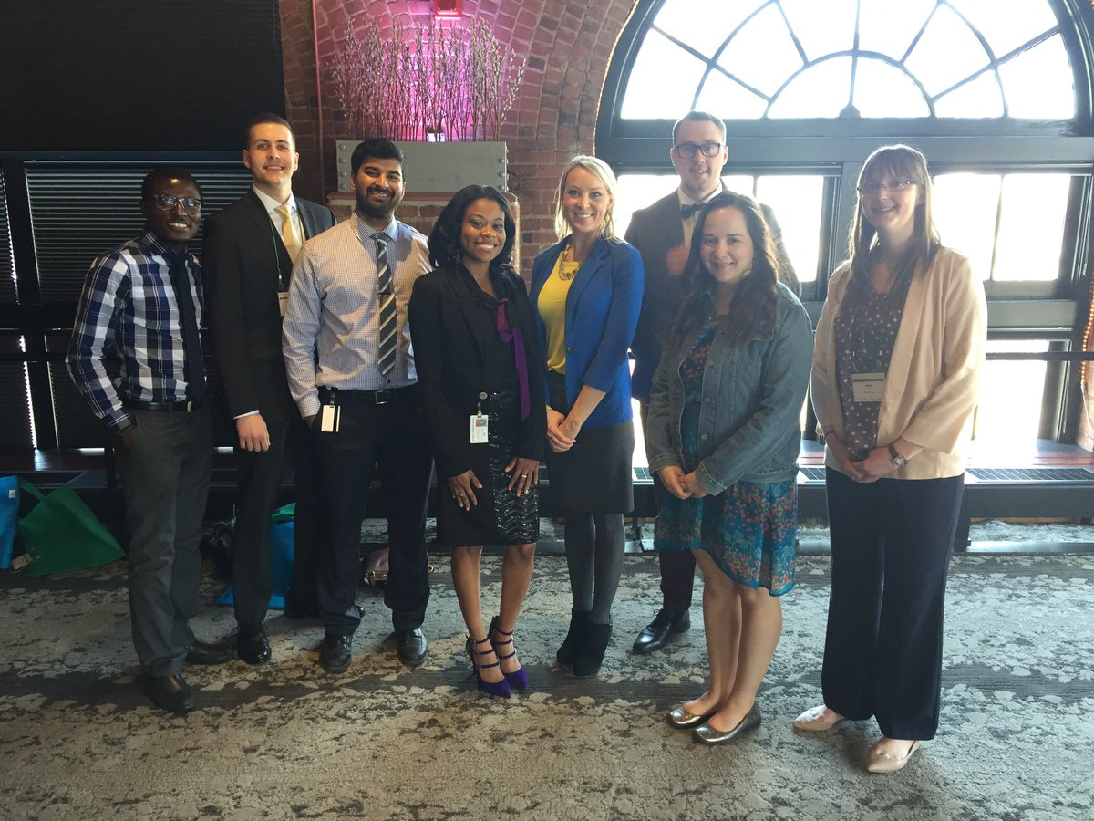 Had a great time at the #Expys2016 #Cleveland  #interns https://t.co/7SRsp9DNe4