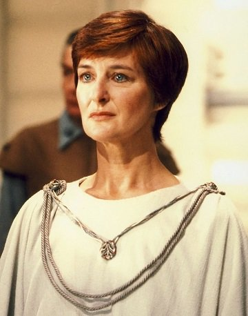 Mon Mothma is for M @AstralColt #StarWarsABCs https://t.co/63J9DEw6gx