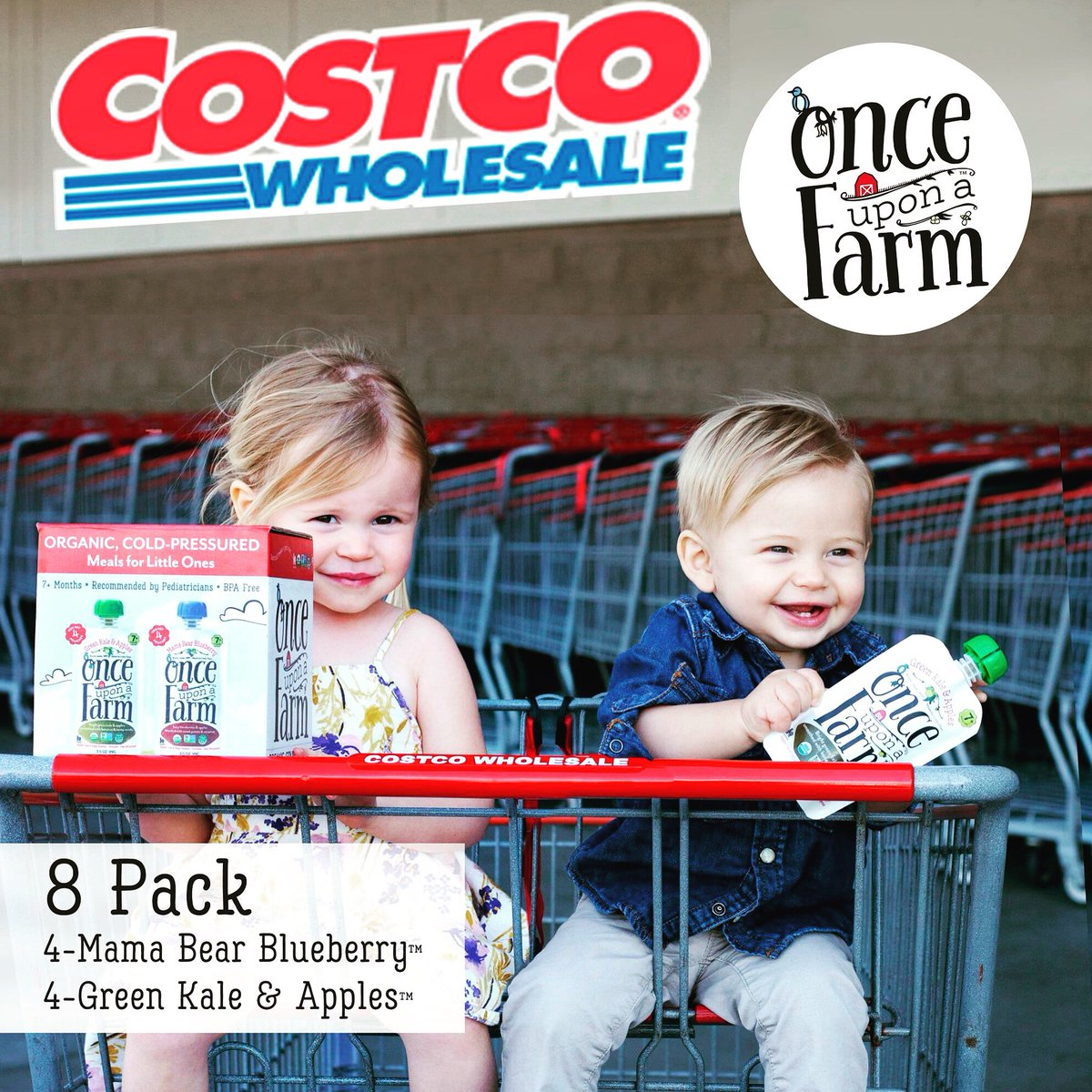 Once Upon A Farm On Twitter Costco Carlsbad Carmel Mountain Mission Valley San Marcos Morena Blvd Find Us In The Refrigerated Section