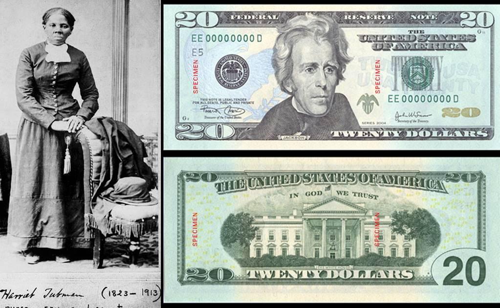 Banconota 20 dollari con la schiava Harriet Tubman al posto dell'ex presidente Jackson