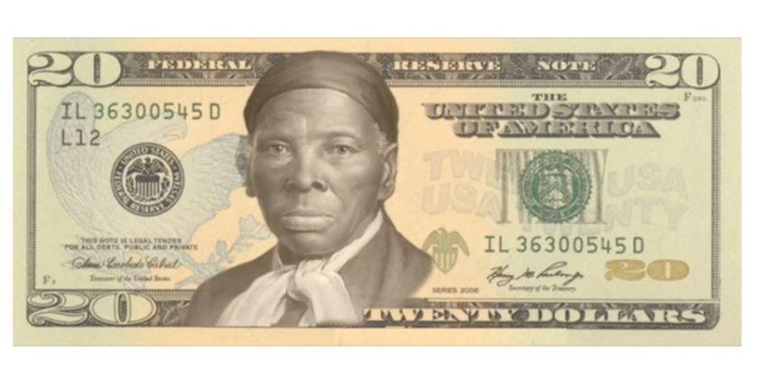 FOTO 1 Una donna sui 20 dollari, Harriet Tubman al posto di Jackson