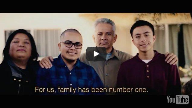 Meet Pau and his family