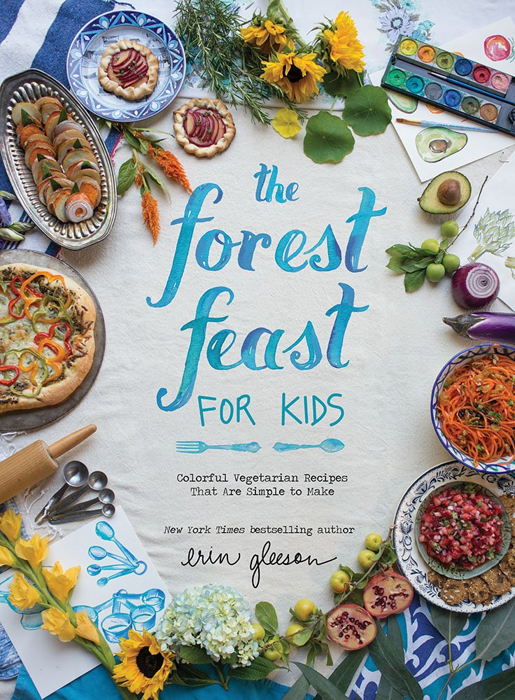 Forest Feast for Kids by E. Gleeson. Eyeing this one from @abramskids b/c we're doing some food programs this summer https://t.co/s69BABFU8r