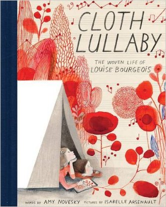 Cloth Lullaby, by Amy Novesky, because it ALSO looks possibly Bloomery   (bio of a TAPESTRY ARTIST, I SWOON) https://t.co/W1Uj9aQw9g