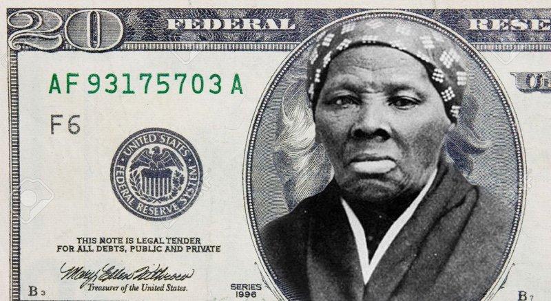 FOTO 2 Una donna sui 20 dollari, Harriet Tubman al posto di Jackson