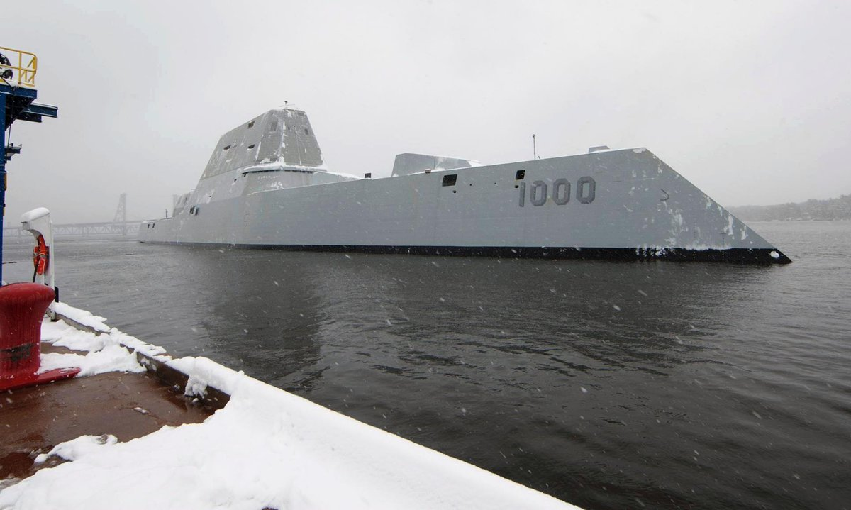 Zumwalt-class destroyer CggqGoWW8AAe_PR