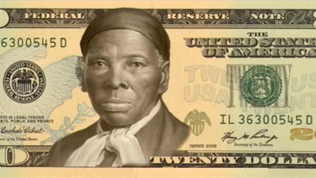 FOTO 4 Una donna sui 20 dollari, Harriet Tubman al posto di Jackson