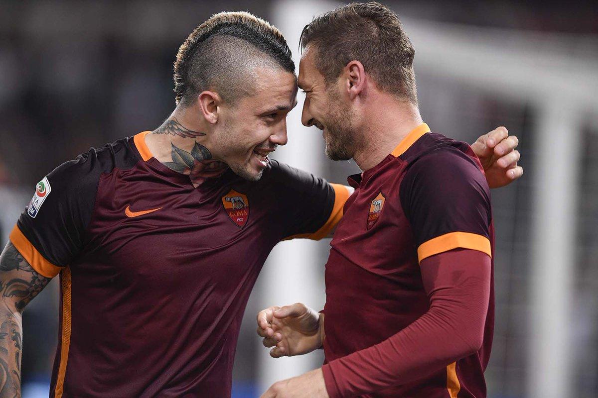 ROMA NAPOLI 1-0 e Scudetto alla Juventus il 25 aprile 2016