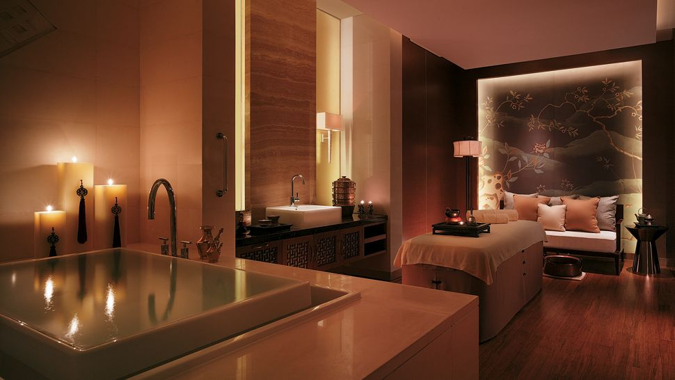 Hotel spa of the day: https://t.co/0QumeassAU @ShangriLaHotels China World Summit Wing in #Beijing. https://t.co/AseExs3WGm