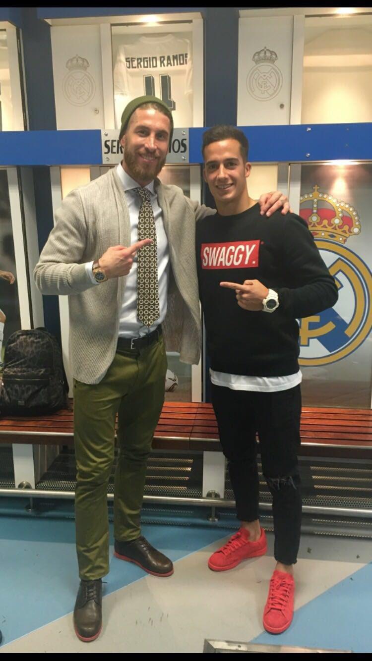 ¿Cuánto mide Lucas Vázquez? - Altura - Real height CghWJ67XIAEqNiy