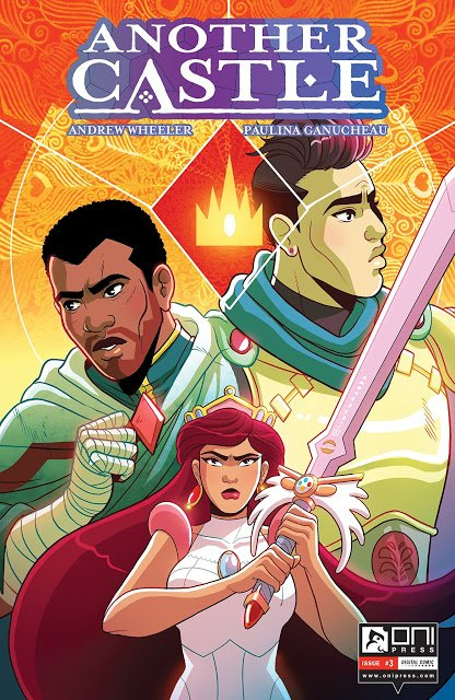 ANOTHER CASTLE int. w/ @Wheeler & @PlinaGanucheau at @forcesofgeek! | #COMICS @OniPress https://t.co/OzAi3WPez3 https://t.co/sYgTWG7xFi