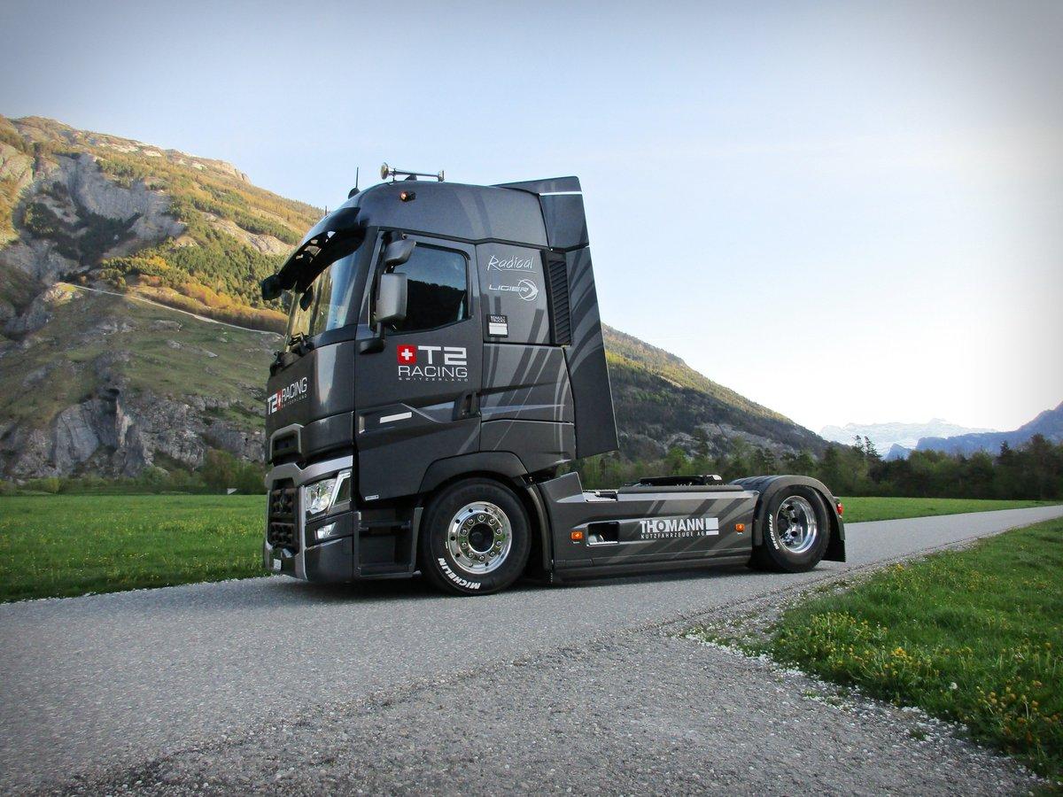 thomann nfz ag on twitter unser neuer demo renault trucks t 520 radical renaulttrucksde. Black Bedroom Furniture Sets. Home Design Ideas