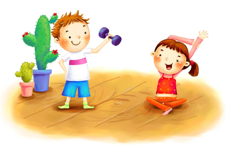 Картинки день здорового ребенка, поздравлением