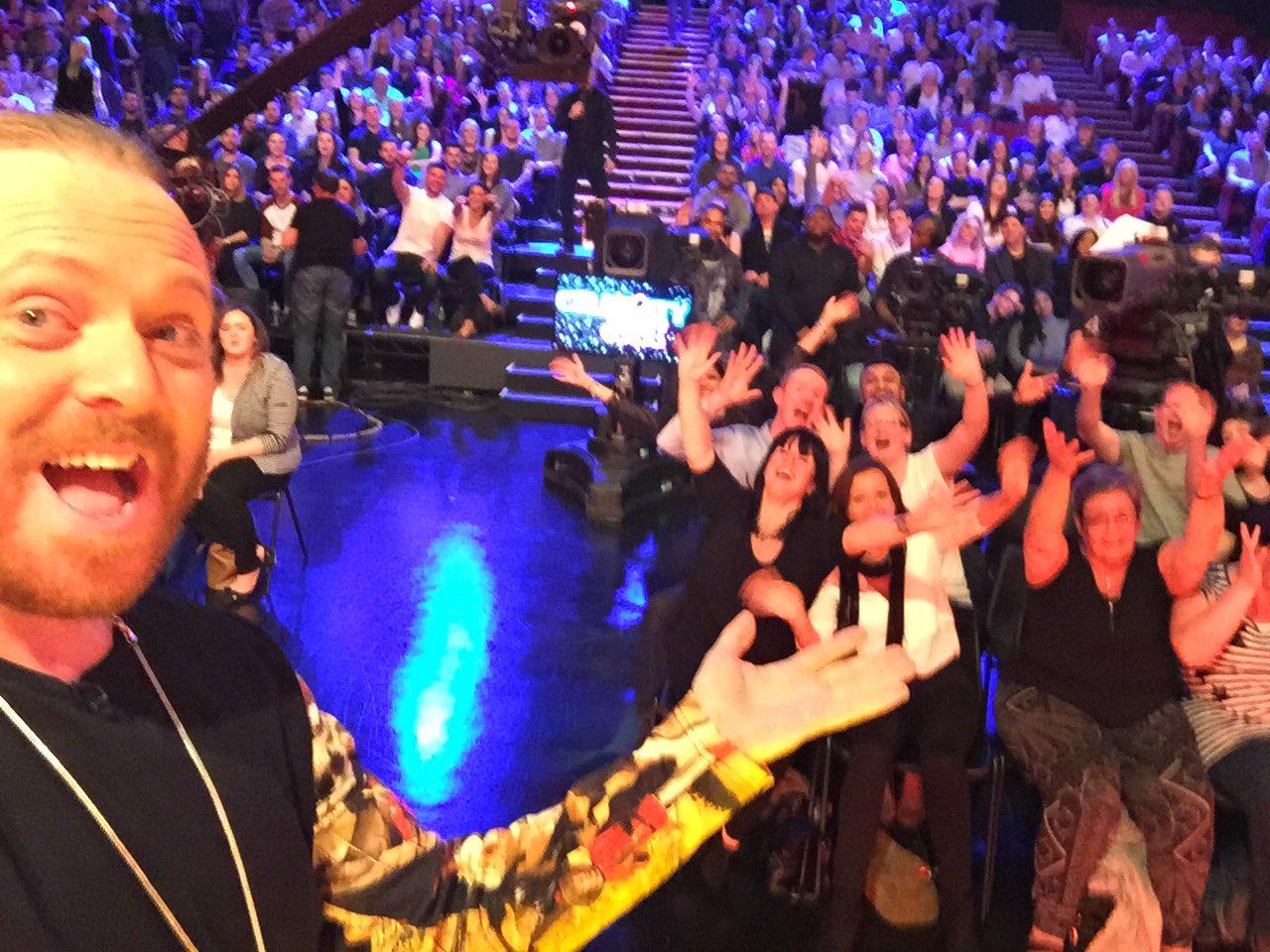 Great audience last night. Juice 10pm tonight! @itv2 https://t.co/Eo6WBdZEl4