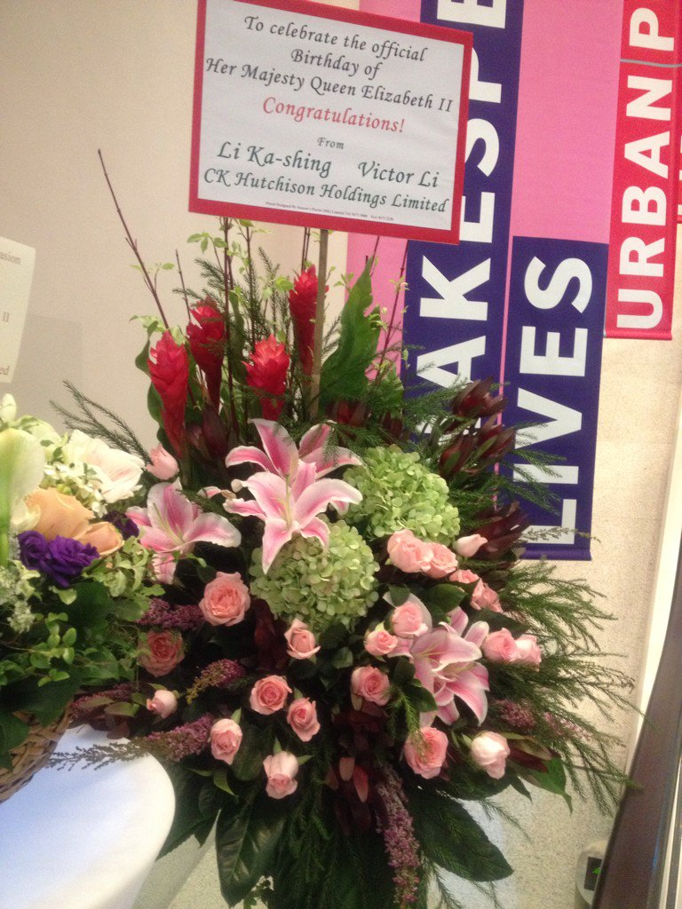 Caroline Wilson On Twitter Flowers For Her Majesty Would Love To
