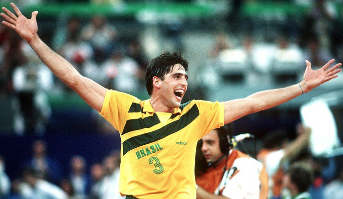 "Volleyball World on Twitter: ""Giovane Gavio will be the first Brazilian to  carry the #olympicflame - Did you know he won gold with Brazil in 1992?… """