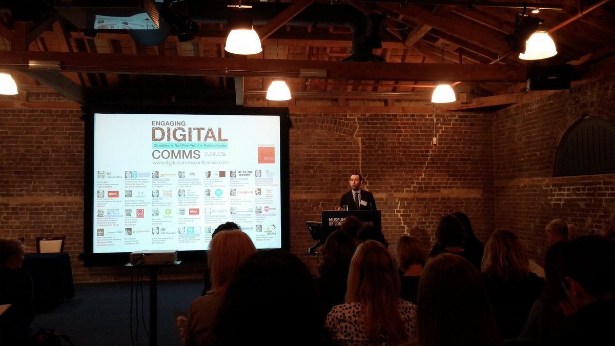 Digital Communications Conference 2016 Tweet Highlights