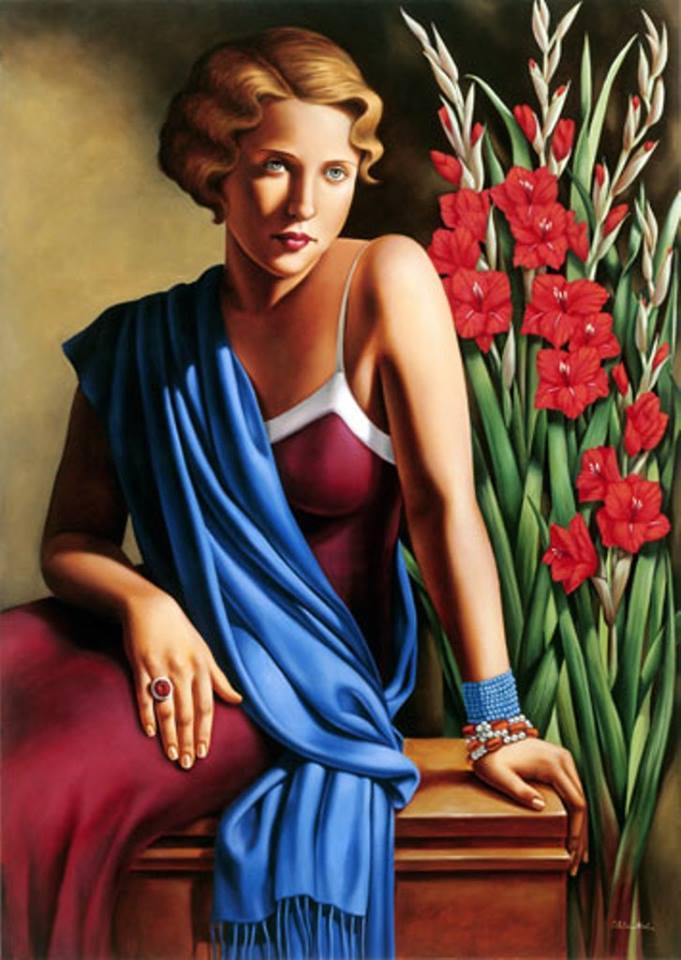 I like you; your eyes are full of language. - Anne Sexton in a letter to Anne Clarke #painting Catherine Abel