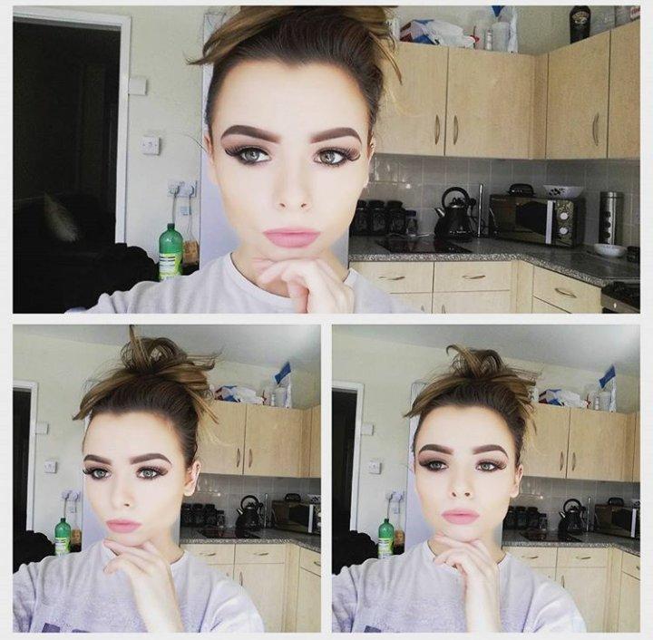 #makeupartist #makeuptalk #practice #littlesomething #MakeUpForever #followme #followforfollow #followformakeup pic.twitter.com/kmYW7ohpIK