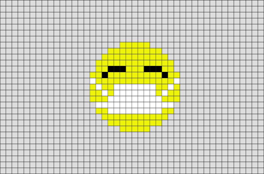 Brik Pixel Art On Twitter Hot New Pixelart Template 8bit Emoji
