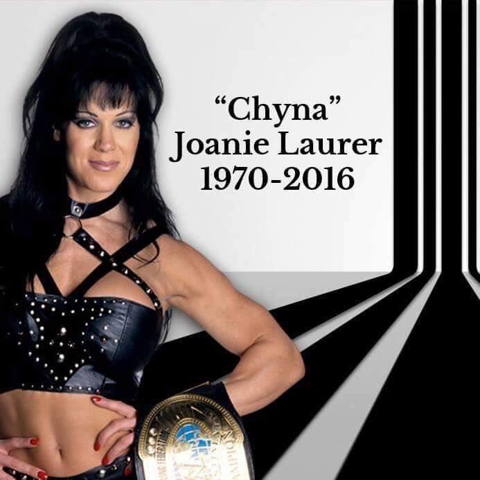 #RIPChyna Gone But Never Forgotten. https://t.co/QSseltCgOa