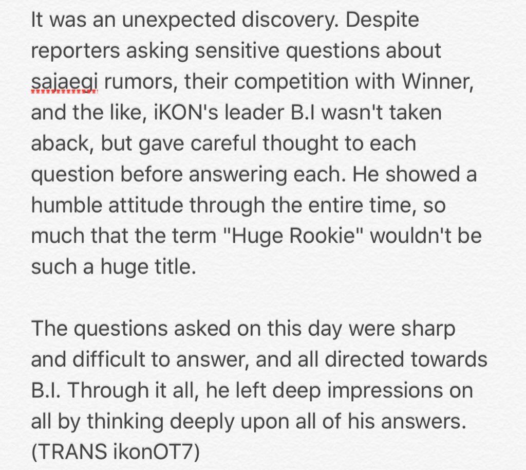 Yona On Twitter As IKONs Spokesperson Hanbin Is Very Sensible - 21 deep questions that need answering in 2016