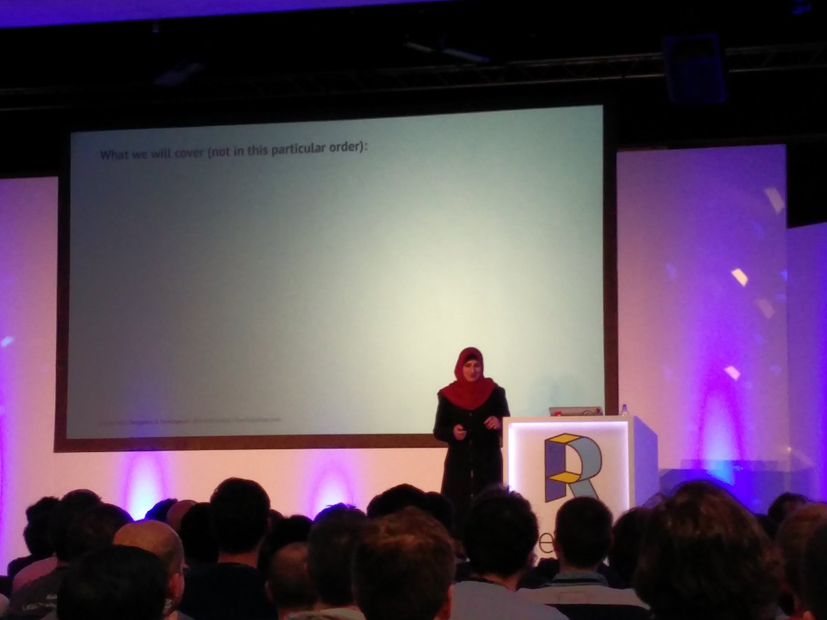 @SaraSoueidan kicking off her talk on animating SVGs at #renderconf https://t.co/WZFEuqZKK4