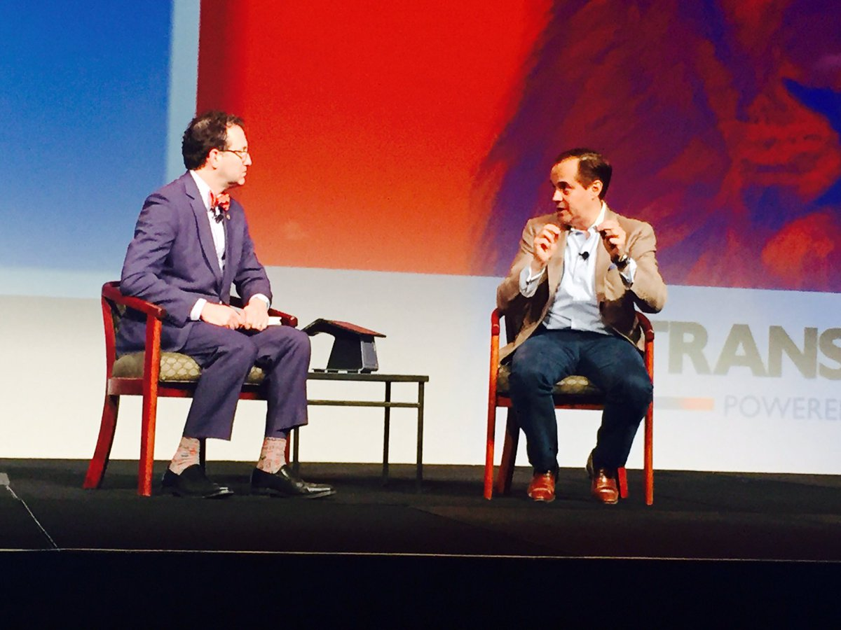 """The payments industry today is such a magnet for talent"" -@PaulGalant at #TRANSACT16 @joxman @ETATRANSACT #fintech https://t.co/CIDxU2rpJ7"