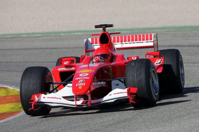 Valentino Rossi Formula 1