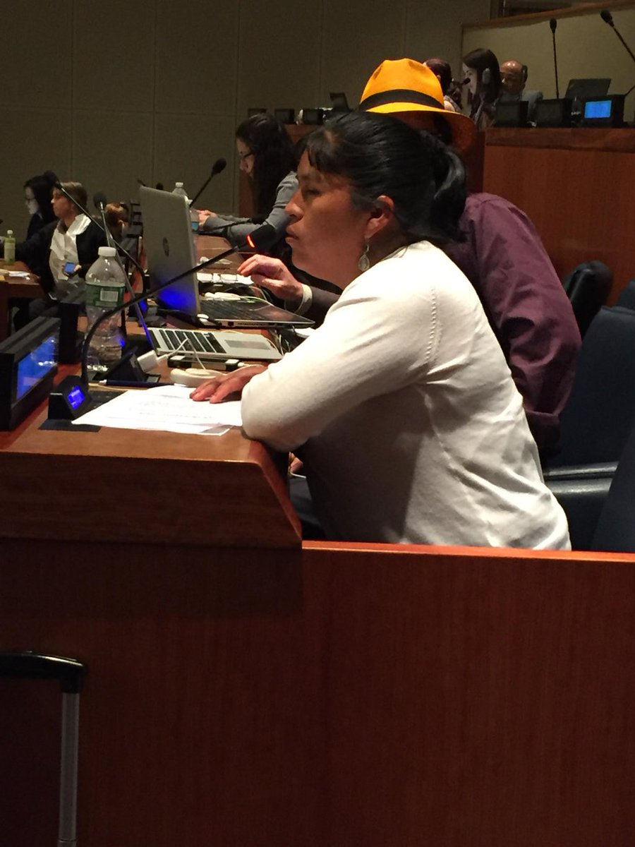 Amapola Duran at #UNGASS2016: alternative development has brought poverty and misery in Peru https://t.co/6ye7Cz8tI5 https://t.co/uSKHLGSWqA