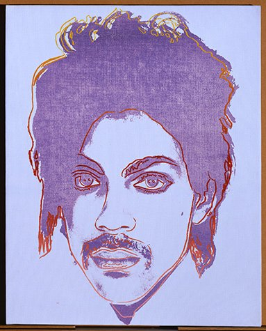 "Remembering Prince.  Andy Warhol, ""Prince,"" ca. 1984, ©AWF https://t.co/FRekU7zp2T"