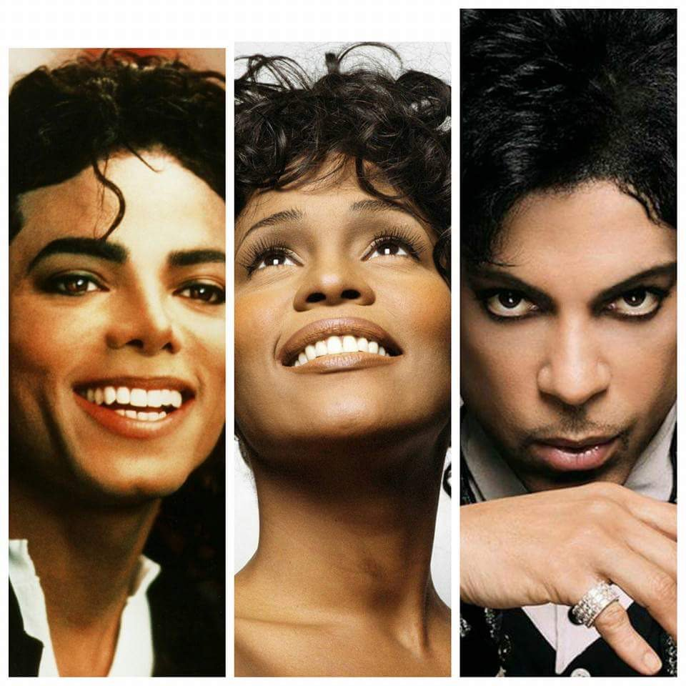 Music will never be the same, RIP #Prince #MJ #Whitney https://t.co/shgtKnISIs