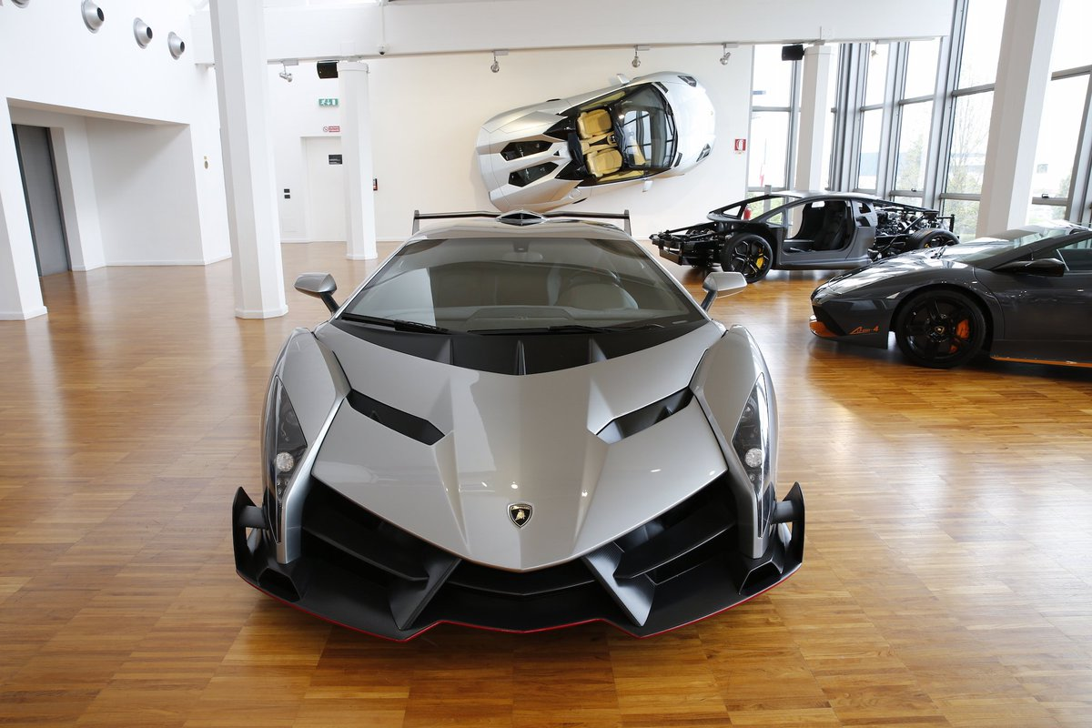 Lamborghini On Twitter Quot It S The Most Famous One Off The